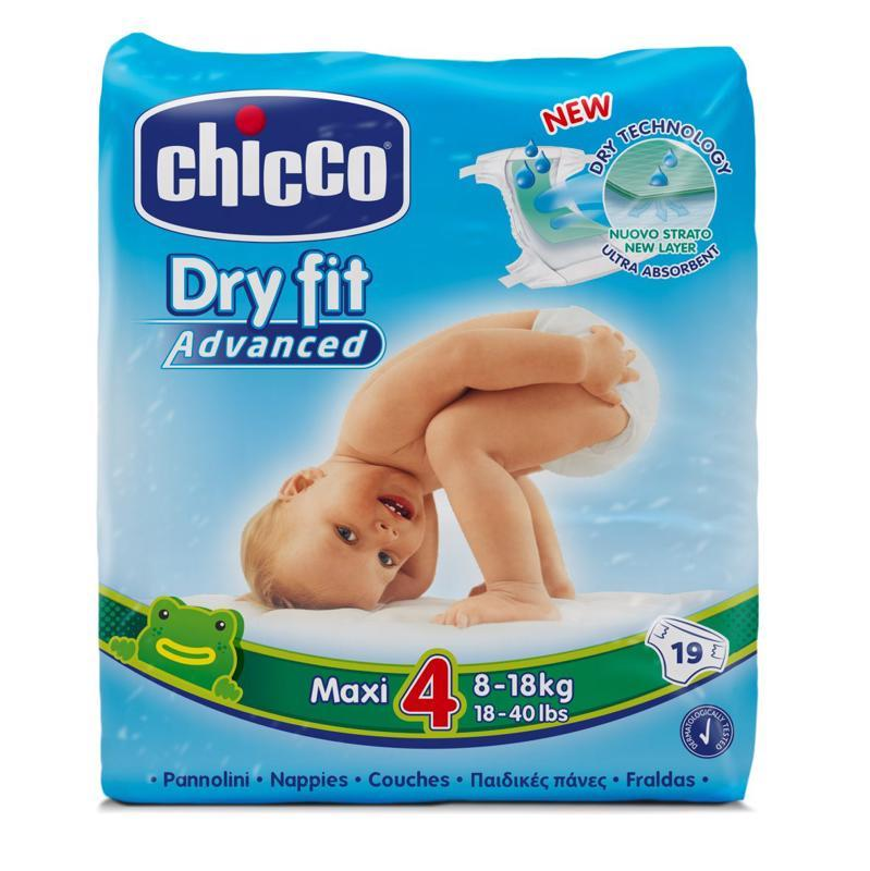 Plenky Chicco Maxi 8-18kg 19 ks