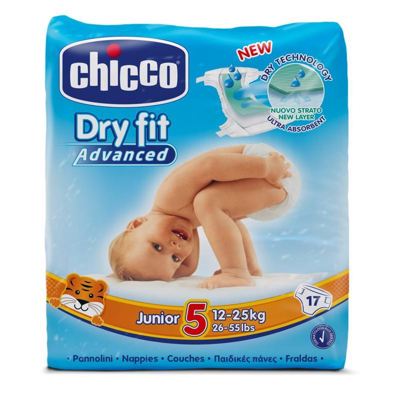 Plenky Chicco Junior 12-25kg 17 ks