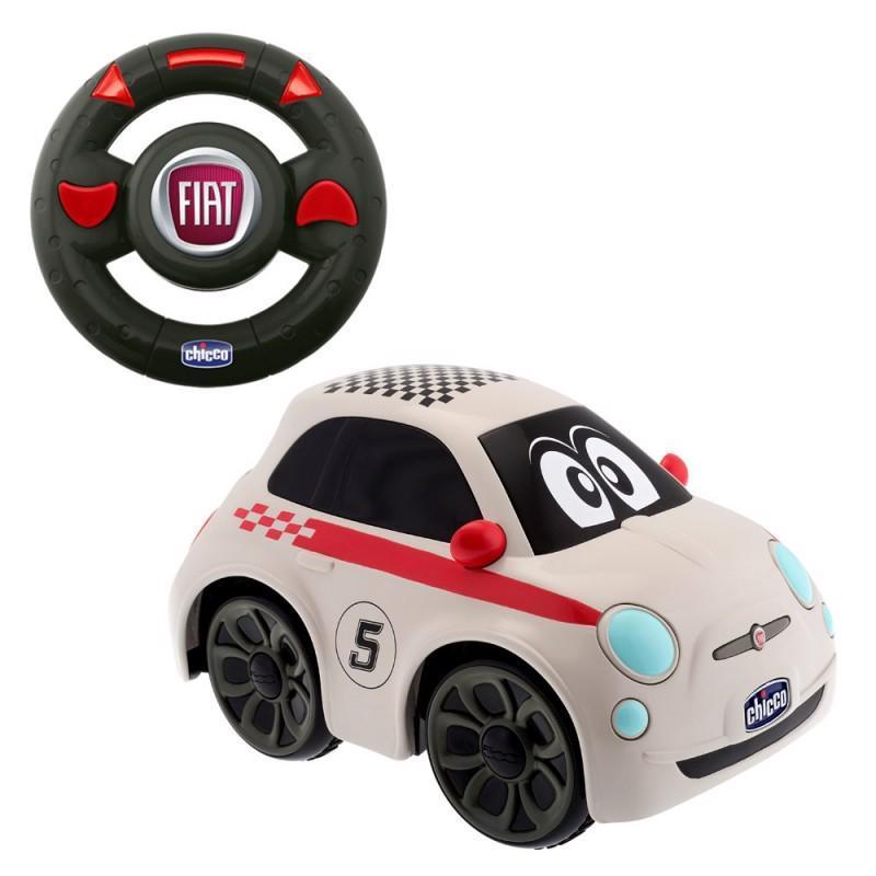 CHICCO Autíčko na diaľkové ovládanie Fiat 500 2+