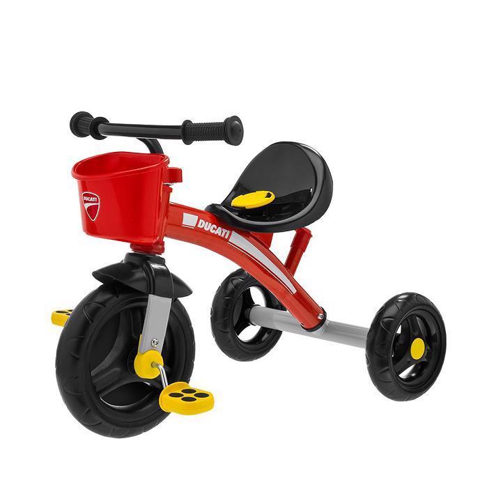 Trojkolka Ducati