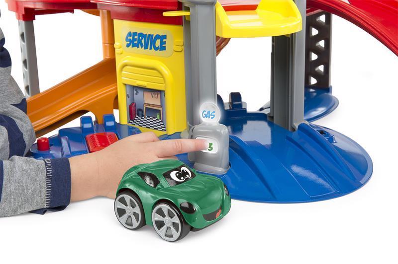 Garáž Turbo Team Stop & Go