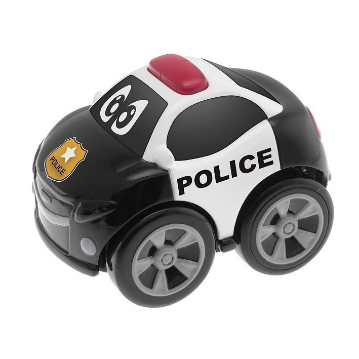 Hračka autíčko Turbo Team - Policie 2+