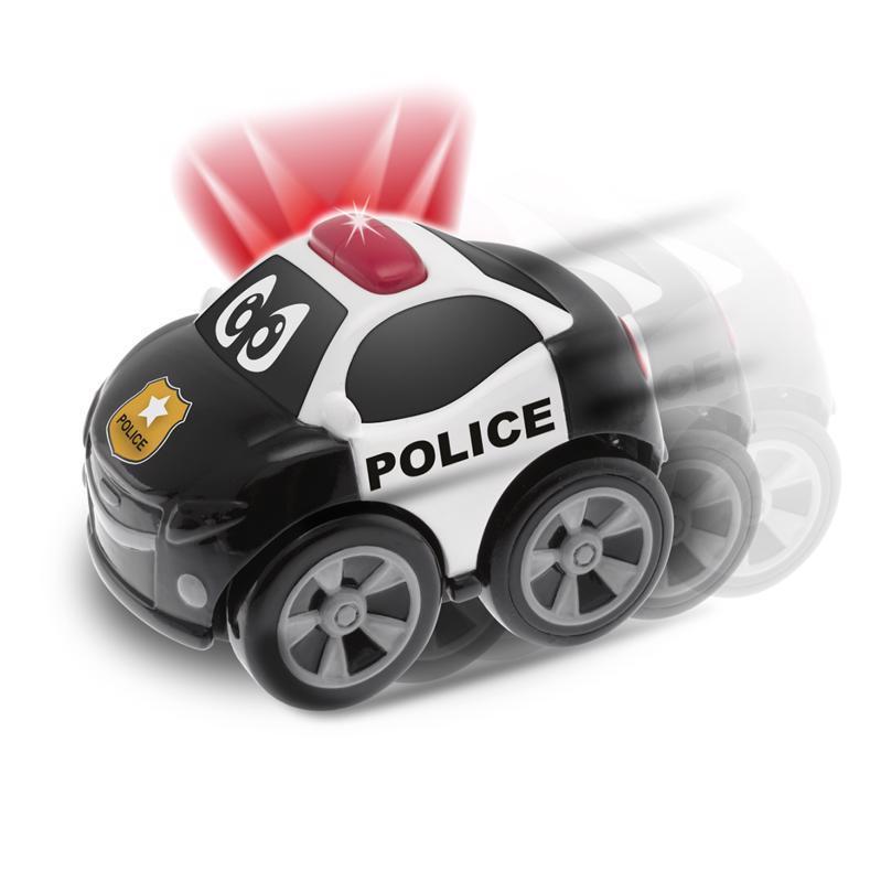 CHICCO Autíčko Turbo Team - Polícia 2+