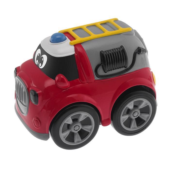 Hračka autíčko Turbo Team - Hasiči 2+