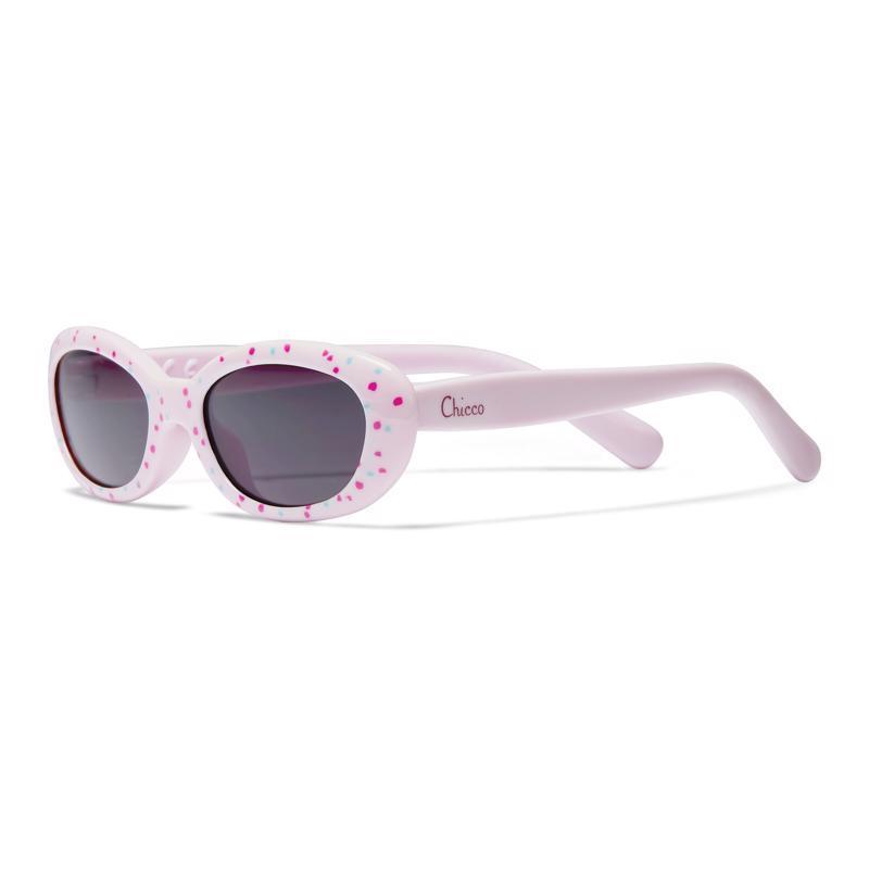 Brýle sluneční dívka růžové 0m+