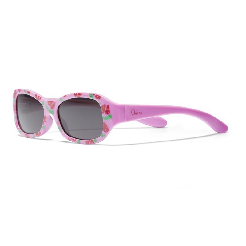 Brýle sluneční dívka růžové 12m+