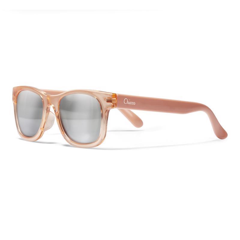 Brýle sluneční transparentní dívka lososové 24m+
