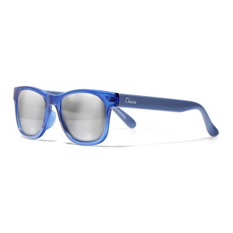 Brýle sluneční transparentní chlapec modré 24m+