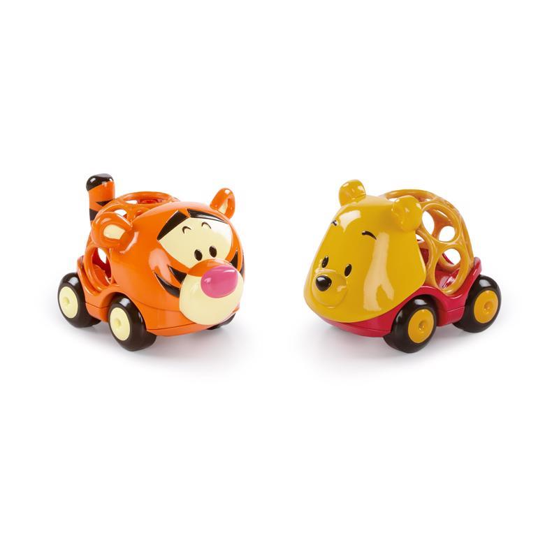 Hračka autíčka Winnie The Pooh&Friends Go Grippers™ 2ks, 12m+