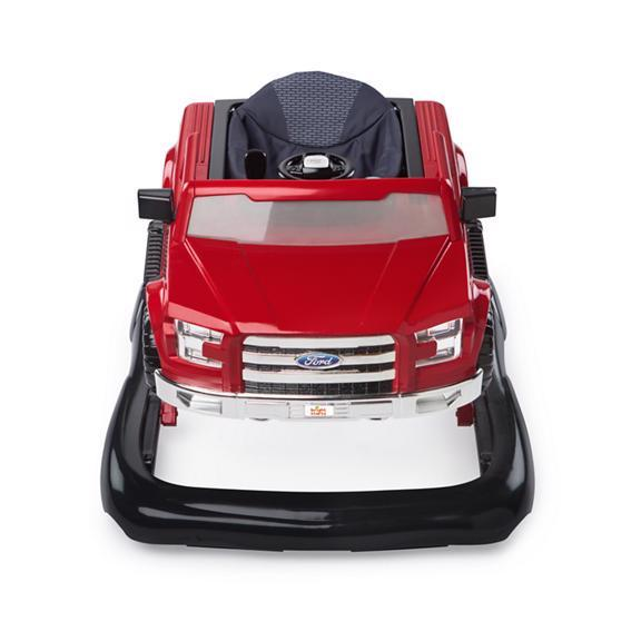 BRIGHT STARTS Chodítko 3v1 Ford F-150 Red 6m+, 11 kg