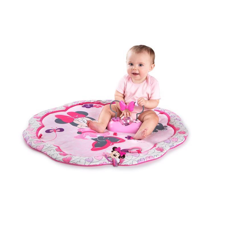 DISNEY BABY Deka na hranie Minnie Mouse Garden Fun 0m+ 2019