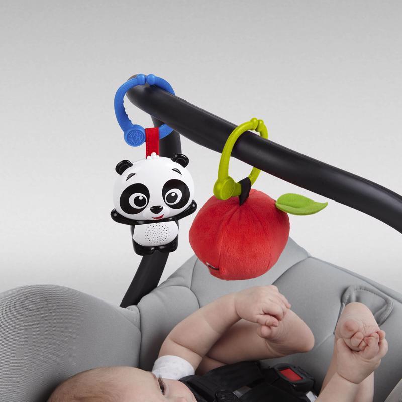 BABY EINSTEIN Deka na hranie Bold New World 0m+