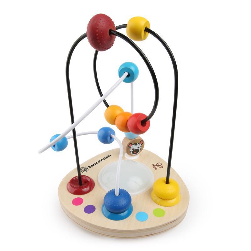 Hračka drevená labyrint Color Mixer HAPE 12m+