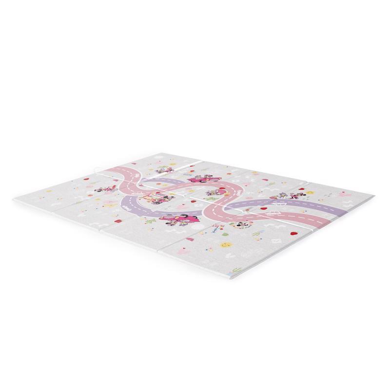 Podložka penová skladacia Minnie Mouse 120 x 89cm 0m+