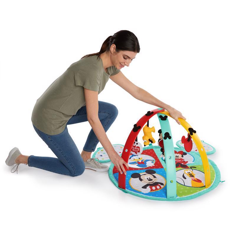 DISNEY BABY Deka na hranie Mickey Mouse 0m+, 2019