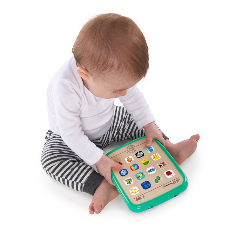 Hračka drevená hudobná tablet Magic Touch HAPE 6m+