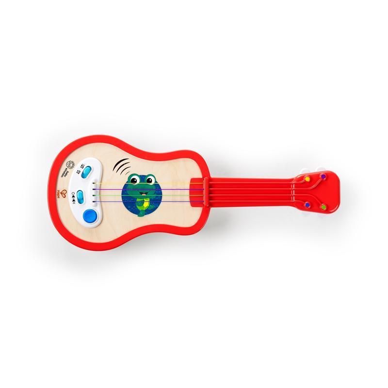 BABY EINSTEIN Drevené ukulele Magic Touch HAPE 12m+