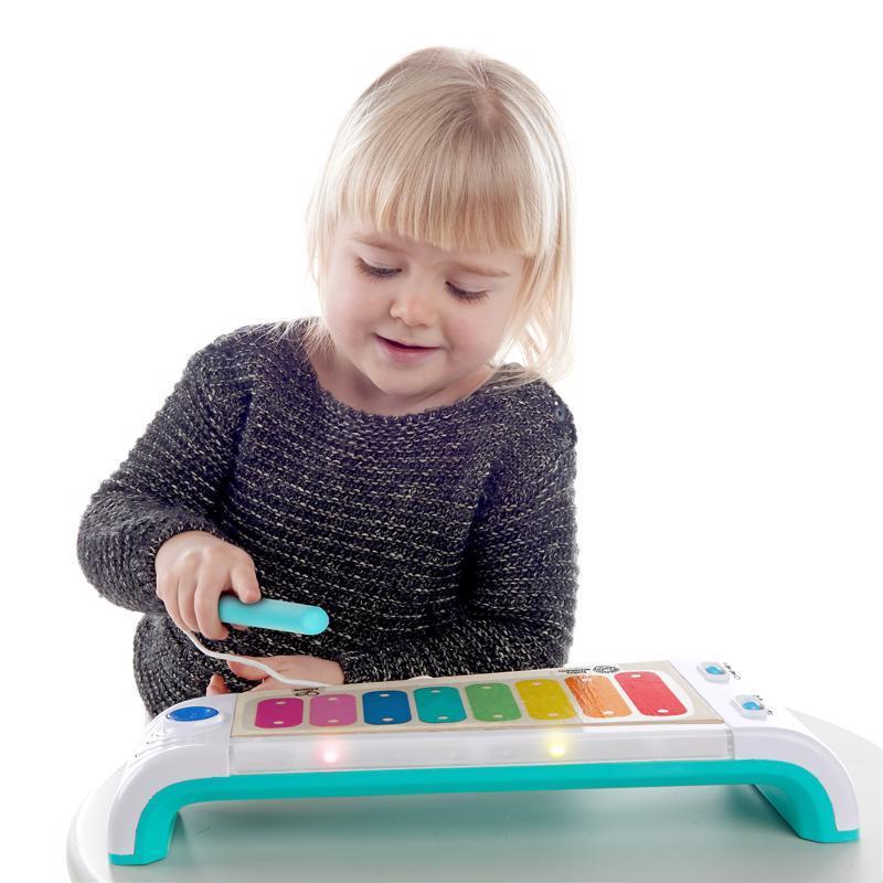 BABY EINSTEIN Hračka drevená hudobná xylofón Magic Touch HAPE 12m+
