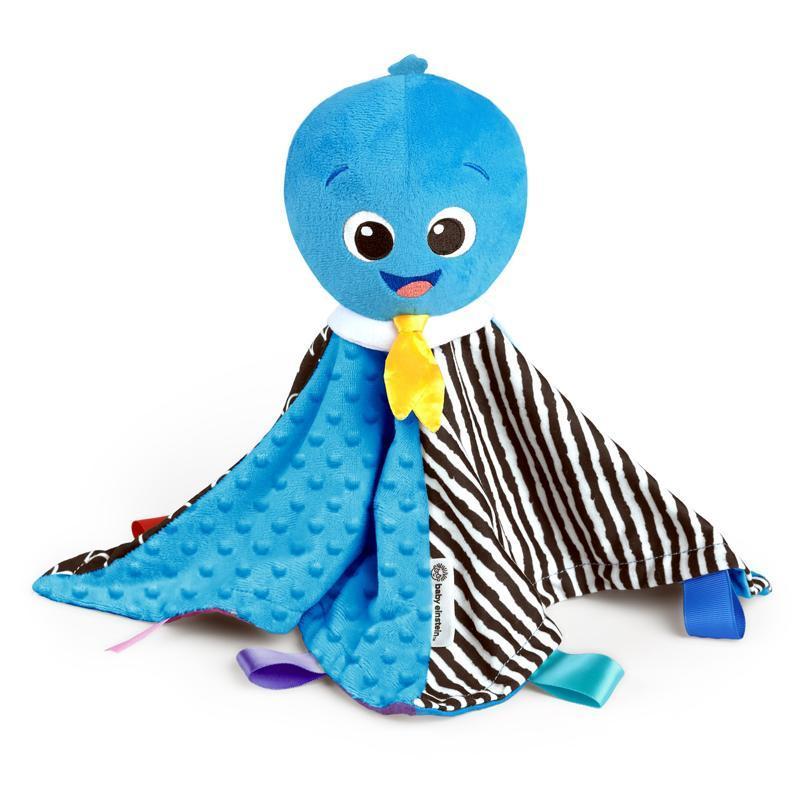 BABY EINSTEIN Dečka hudební mazlící Look Sea Listen™ chobotnička Opus 0m+
