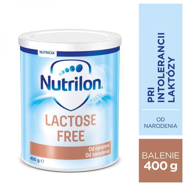 Mlieko dojčenské NUTRILON 1 ProExpert Low Lactose 400g