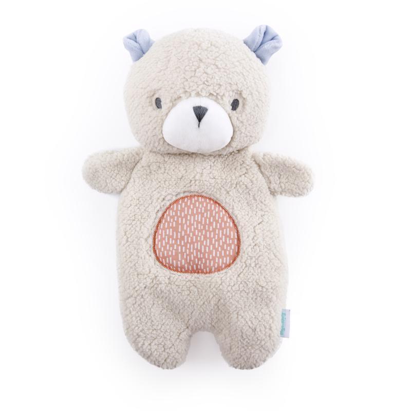 INGENUITY Maznacia hračka Nate™ medvedík 0m+,  V000178