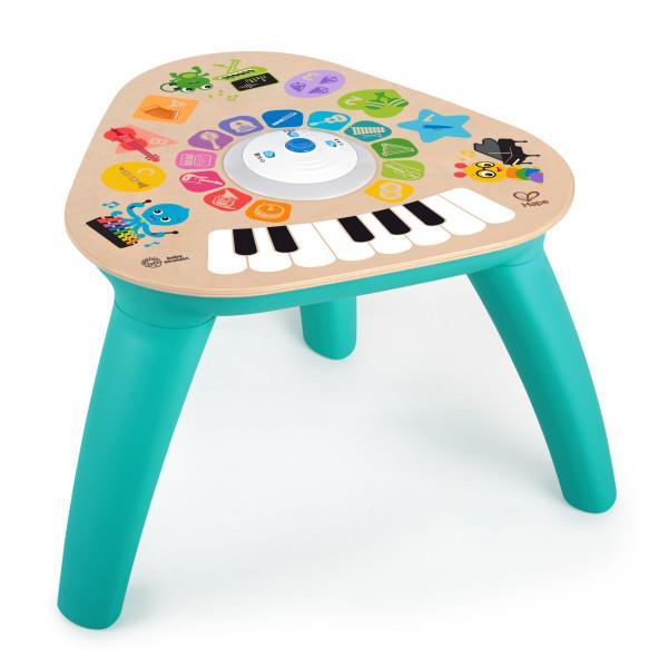 BABY EINSTEIN Stolík aktívny hudobný Magic Touch™ HAPE 6m+