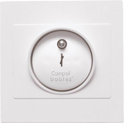 CANPOL BABIES Ochrana zásuvky 4ks