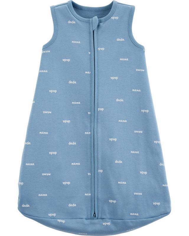 Vak spací - modrý - 0-3m