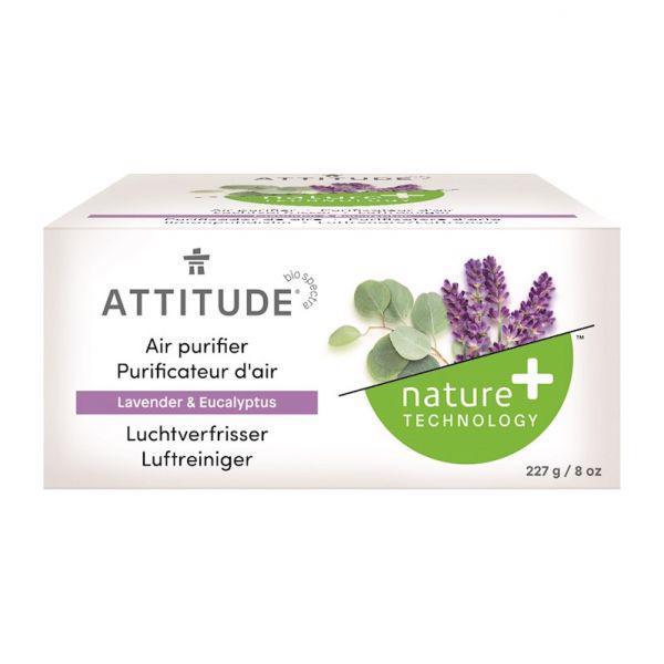 ATTITUDE Prírodný čistiaci osviežovač vzduchu - levanduľa a eukalyptus 227g