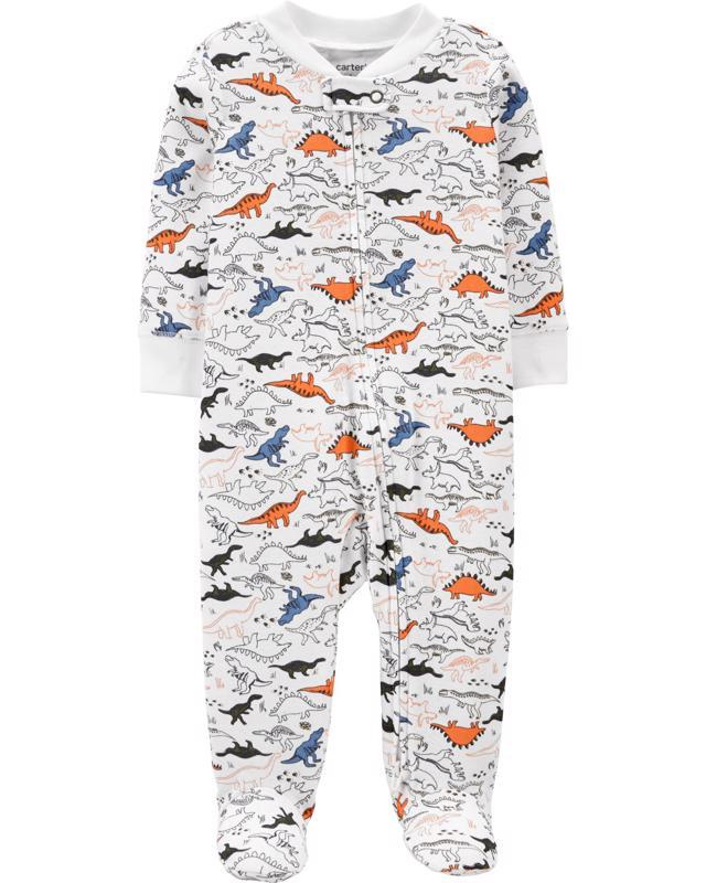 Overal na zips Dinosaur chlapec LBB 6m