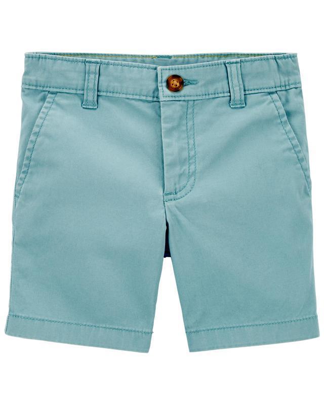 CARTER'S Nohavice krátke Blue chlapec 18 m, vel. 86