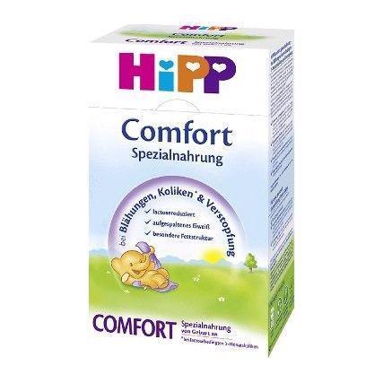 Mlieko dojčenské špeciálne Comfort 500g Hipp