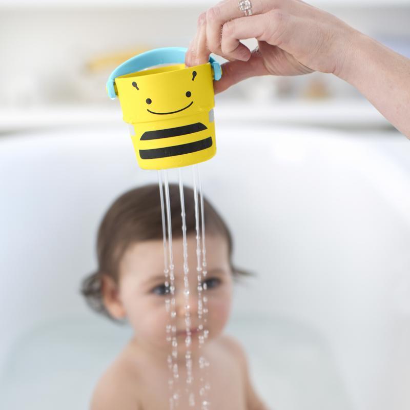 Zoo hračka do vody - Sada vedierok 9m+