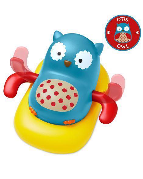 Zoo hračka plávajúca a pádlujúca sovička 12m+