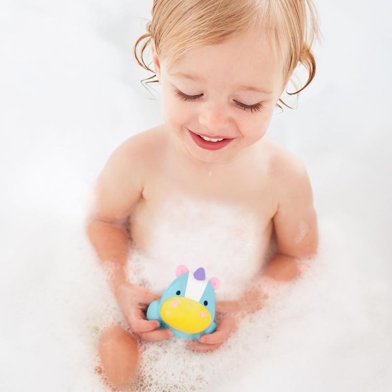 Zoo hračka do vody Light up - Jednorožec 9m+