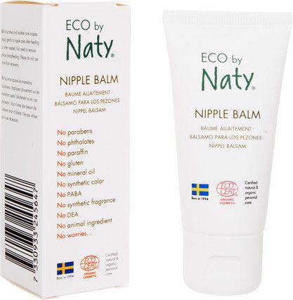 Balzam dámsky na bradavky 30ml Naty Nature Babycare