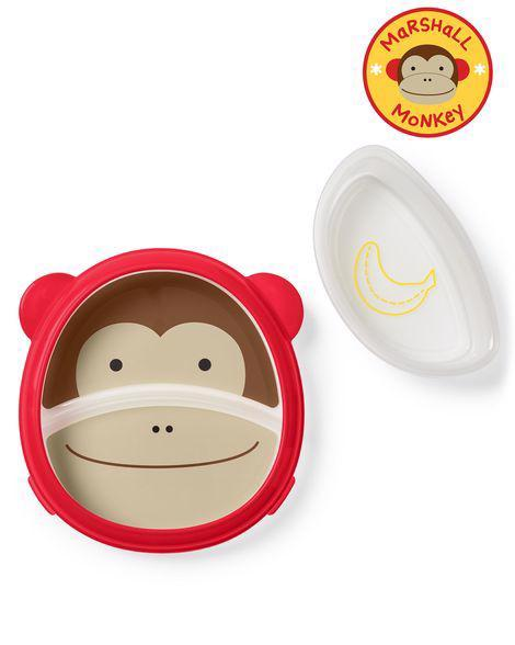 Zoo 2v1 - tanier a miska opička