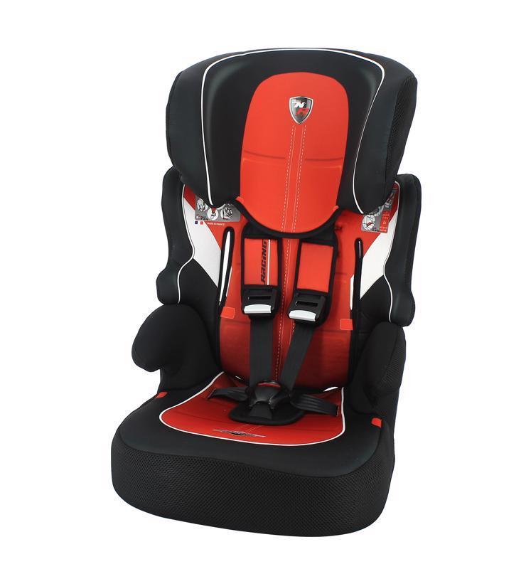 Autosedačka Beline Racing Red 9-36kg