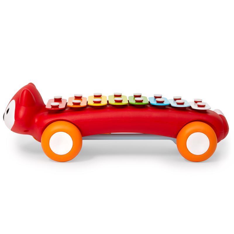 SKIP HOP Hudobná hračka Xylofón Explore&More Lišiak 12m+