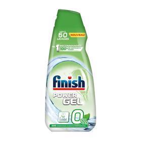 FINISH 0% gél do umývačky riadu 900 ml