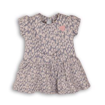 Šaty C-SO SOFT HAPPINESS 68 Grey-Pink