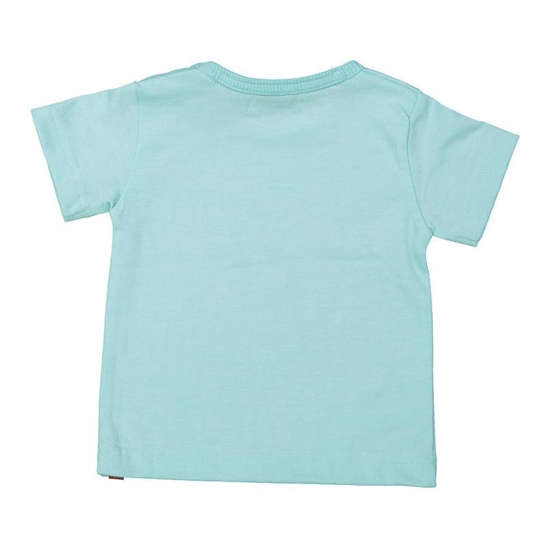 Tričko A-SO SOFT KING OF THE SEA 74 Light aqua green
