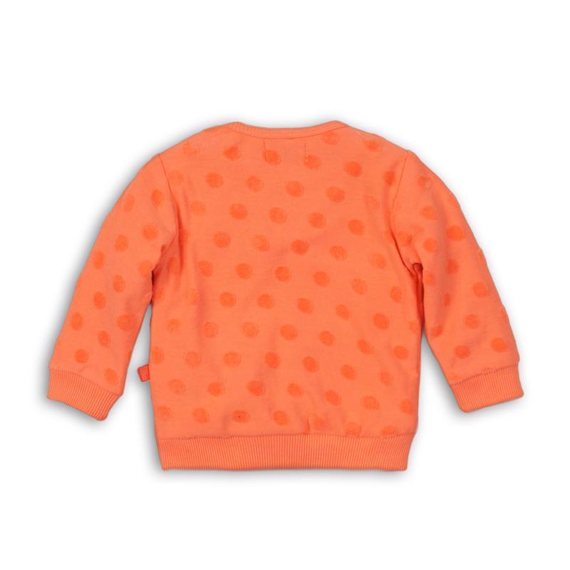 Tričko dlhý rukáv B-SO FRESH HUGS AND CUDDLES 86 Peach