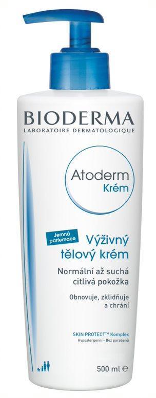 BIODERMA Atoderm Krém parfumovaný 500 ml,  V001764