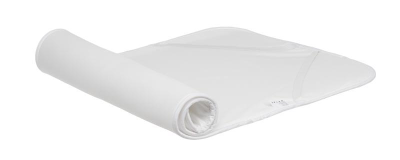 Chránič matraca Aerodry priedušný biely Petite&Mars