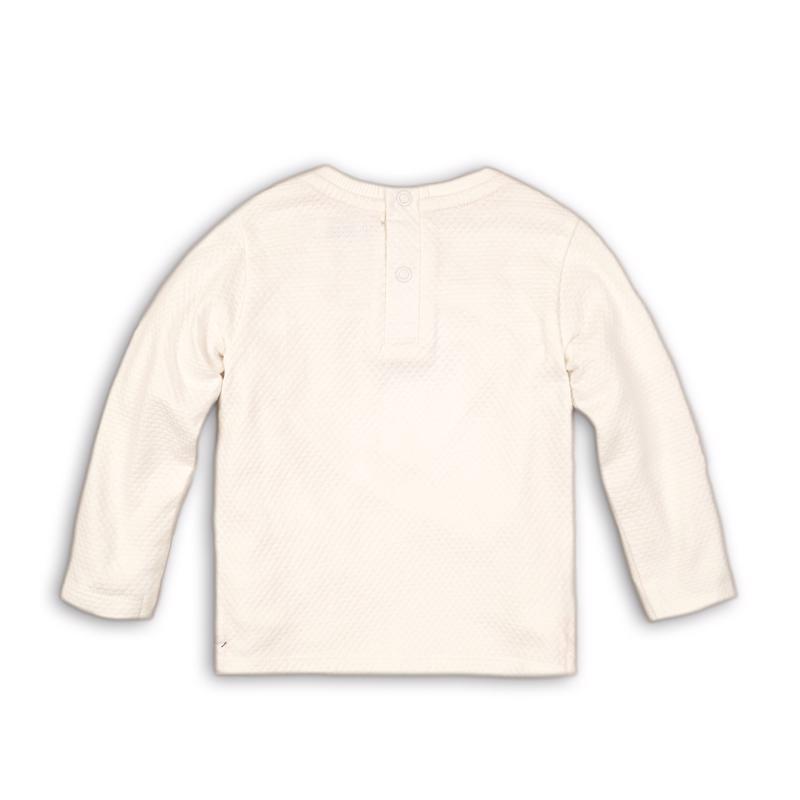 Tričko dlhý rukáv B-GIRL POWER 80 White