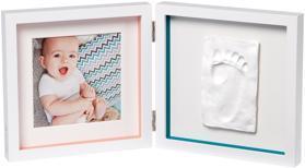 BABY ART Rámček na odtlačky a fotografiu My Baby Style - Simple Essentials,  V001115