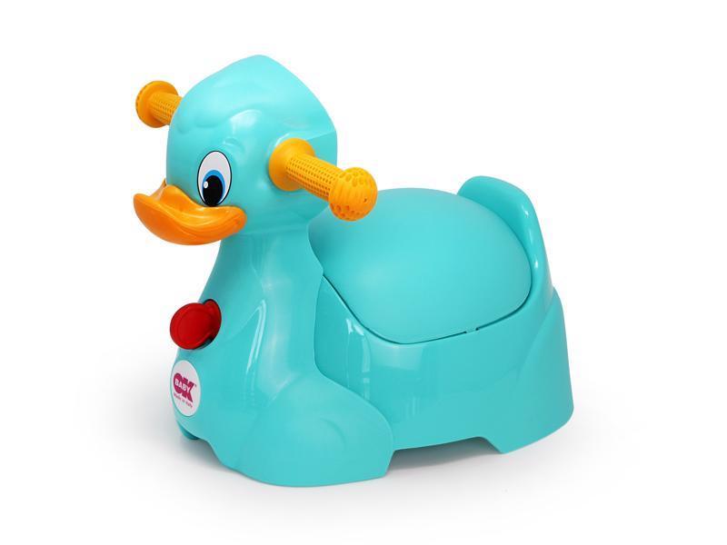 Nočník Quack tyrkysová 72,  tyrkysová