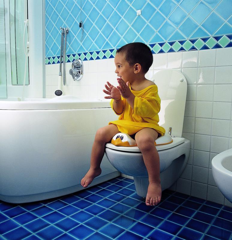 Redukcia na WC Ducka zelená 44
