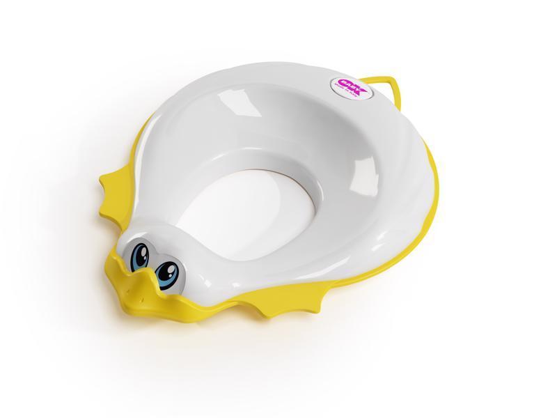 OK BABY Redukcia na WC Ducka biela 68,  V000753